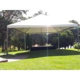 tenda pirâmides profissional São Roque