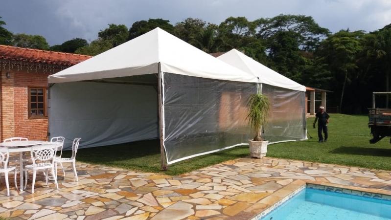 Valor Aluguel de Tenda 5x5 Araçoiaba da Serra - Aluguel de Tendas para Eventos