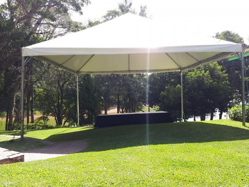 Valor Aluguel de Tenda São Roque - Aluguel de Tendas para Eventos
