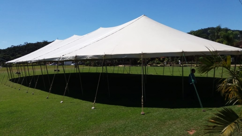 Valor Aluguel de Tendas para Eventos São Roque - Aluguel de Tenda para Praia